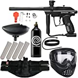 Action Village Kingman Spyder Epic Paintball Gun Package Kit (Xtra)
