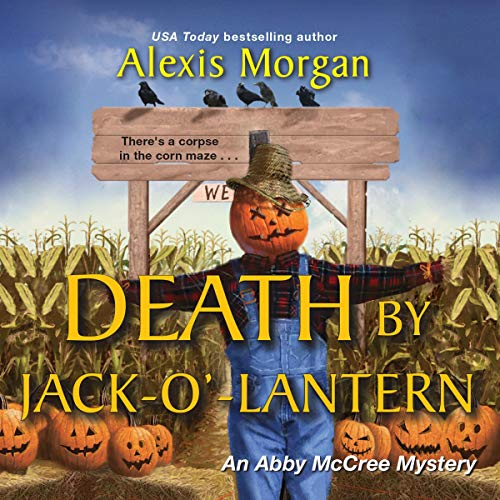 Death by Jack-o'-Lantern cover art