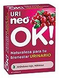 NEO | Uri - Extracto Seco de Frutos de Arándano Rojo 30 Cápsulas |Para Ayudar a Disminuir las Cistitis y Prevenir Infecciones Urinarias | Tomar 1 Cápsula al Día