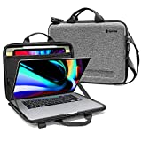 tomtoc 16 inch Laptop Sleeve, Hardshell Shoulder Case for