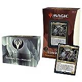 Magic: The Gathering Strixhaven-Commander-Deck– Silberkiel-Stellungnahme (Schwarz-Weiß) -Deutsche Version