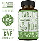 Odorless Garlic Pills - Garlic and Parsley - Premium Garlic Supplement - 500mg 100 Count #3