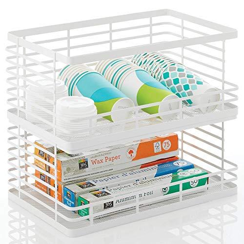 armario alto baño de la marca mDesign
