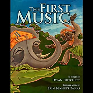 The First Music audiobook cover art