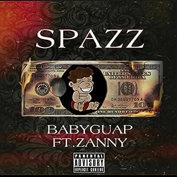 SPAZZ (feat. Zanny)