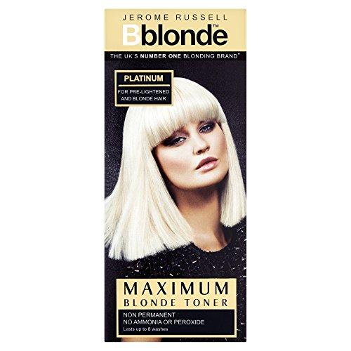 Jerome Russell Colour Toner Platinum Blonde