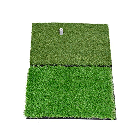 Sky Dual-Turf Golf Hitting Grass Mat