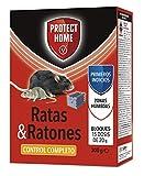 Protect Home Raticida en Bloques de Alta eficacia y...