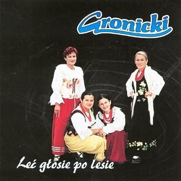 Lec Glosie Po Lesie  (Highlanders Music from Poland)