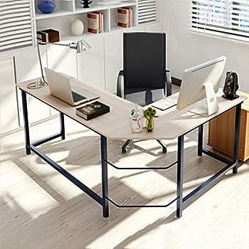 Karamoda Shipment L-Shaped Computer Desk