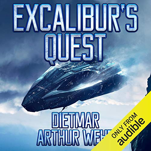 Excalibur's Quest audiobook cover art