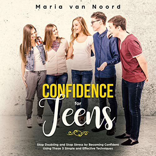 Confidence for Teens cover art
