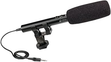 Azden SGM-990 DSLR Camera Mount Shotgun Microphone W/Dual Position Switch Electronic Computer Accessories