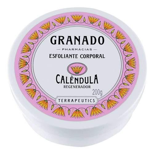Granado Terrapeutics Calêndula Esfoliante Corporal 200g Blz