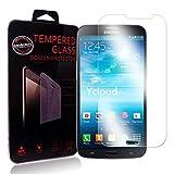 Ycloud Protector de Pantalla para Samsung Galaxy Mega (5.8 Pulgada) Cristal Vidrio Templado Premium [9H Dureza][Alta Definicion]