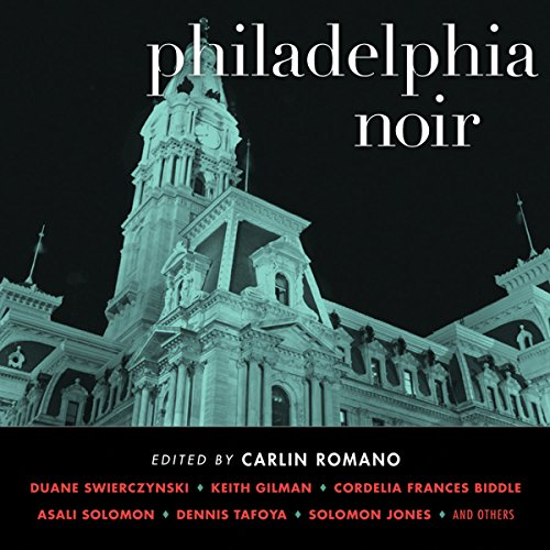 Philadelphia Noir audiobook cover art