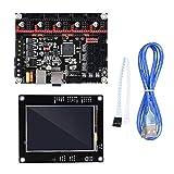 Pantalla táctil a color TFT de 3,5 pulgadas con placa madre skr v1.3 de 32 bits. La pantalla táctil a color TFT de 3.5 pulgadas proporciona actualizaciones continuas de software y es fácil de actualizar. TFT35 V1.2 admite la personalización de imágen...