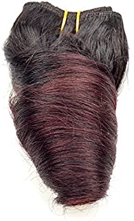 Black Friday Deals 2019 Bob Peruvian Loose Wave 4 Bundles 200g Wholesale Lots 12 Color Ombre Weave Spring Curly Wet and Wavy Human Hair Extensions (T1B/99J)