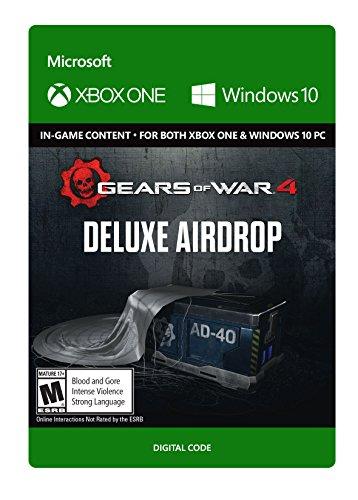 Gears of War 4: Deluxe Airdrop - Xbox One / Windows 10 Digital Code