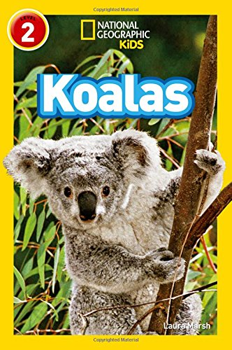 Koalas: Level 2 (National Geographic Readers)