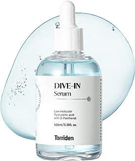 TORRIDEN Dive-in Low-molecular Hyaluronic Acid Serum, Double Sized 3.38 fl oz / 100ml