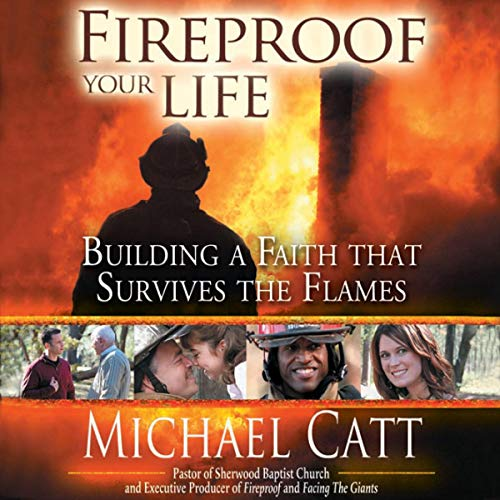 Fireproof Your Life audiobook cover art