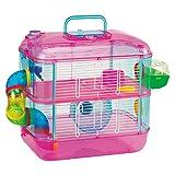 Arquivet 8014080306244 Tenerife - Jaula para roedores, 40 x 26 x 40 cm