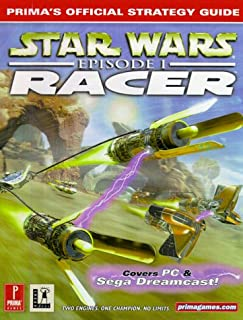 Star Wars: Episode 1 Racer (DC): Prima's Official Strategy Guide