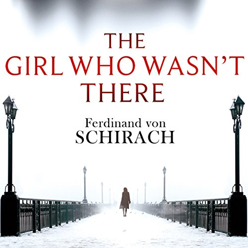 The Girl Who Wasn't There audiobook cover art