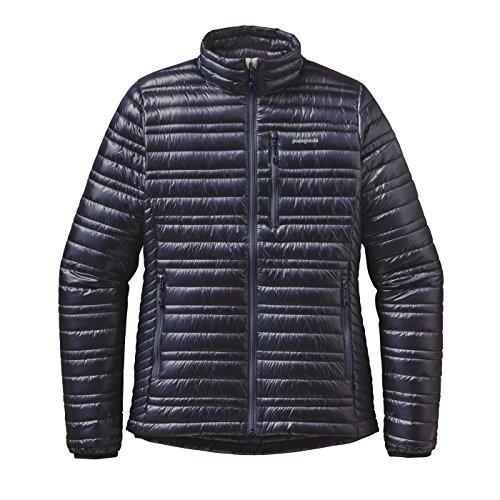 Patagonia W 'S Ultralight Jacke, Damen M blau (navy blue w)