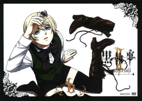 黒執事 II 6 【通常版】 [DVD]