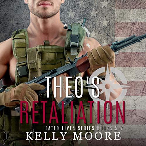 Theo's Retaliation audiobook cover art