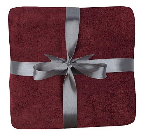 daydream Kuscheldecke aus Coral Fleece, 150 x 200 cm (K-3002) für Frauen & Männer | Topseller seit 5 Jahren | für Sofa, Sessel & Bett | weiche flauschige Wohndecke | Sofadecke | Reisedecke | Decke