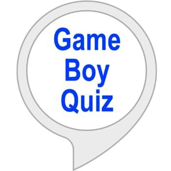 Game Boy Quiz