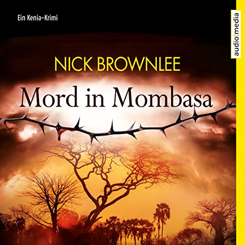 Mord in Mombasa audiobook cover art