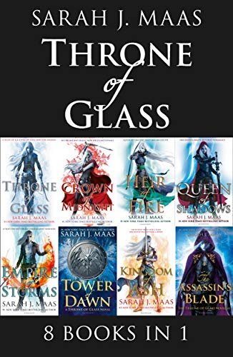 Throne of Glass eBook Bundle: An 8 Book Bundle (English Edition)