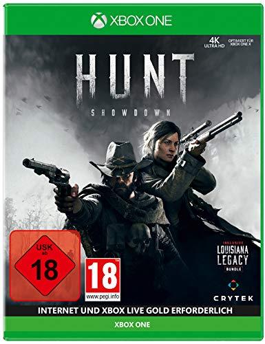Microsoft Deep Silver Hont: Showdown, Xbox One videospel Basic meertalig - Deep Silver hont: Showdown, Xbox One, Xbox One, Sparatutto/Horror, Multi-Player-modus, M (band)