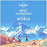 Wild Adventures Travel Calendar 2021 Bundle - Deluxe 2021 Lonely Planet Travel Wall Calendar with Over 100 Calendar Stickers
