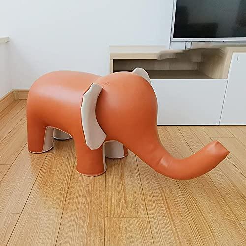 YUIf Creative Little Bear Animal Shoe Taburete Hogar Houschool Fotografía Fotografías Decorativas Taburetes for niños Niños Soft School Niños Niños 918 (Color : 2)