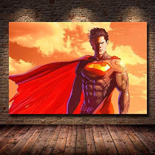 Puzzle 1000 Piezas Pintura de Imagen de película de Super heroína Puzzle 1000 Piezas Adultos Juego de Habilidad para Toda la Familia, Colorido Juego de ubicación.50x75cm(20x30inch)