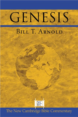 Genesis (New Cambridge Bible Commentary) (English Edition)