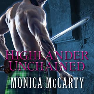 Highlander Unchained     The MacLeods of Skye, Book 3              Written by:                                                                                                                                 Monica McCarty                               Narrated by:                                                                                                                                 Antony Ferguson                      Length: 11 hrs and 51 mins     2 ratings     Overall 5.0
