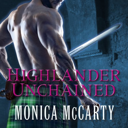 Highlander Unchained audiobook cover art