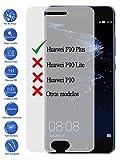 Todotumovil Protector de Pantalla Huawei Ascend P10 Plus de Cristal Templado Vidrio 9H para movil