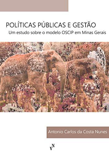 POLÍTICAS PÚBLICAS E GESTÃO: Um estudo sobre o modelo OSCIP em Minas Gerais (Portuguese Edition)