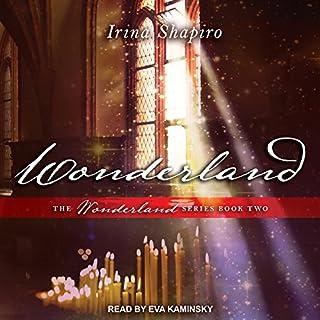 Wonderland audiobook cover art