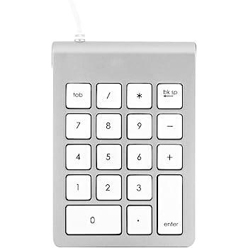 alpha-ene.co.jp Satechi Aluminum Finish USB Numeric Keypad ...