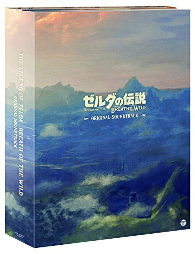 Legend Zelda Breath of The Wild (Original Soundtrack) [Import]