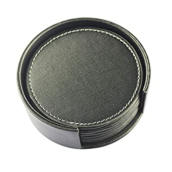 Best black coasters for drinks Reviews