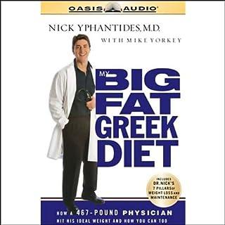 My Big Fat Greek Diet cover art